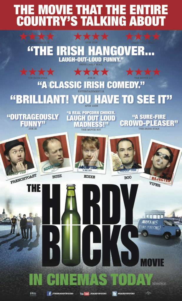 HardyBucks poster